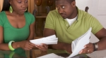 Spouses disagreeing over debt