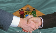 Delaware deal made with a handshake