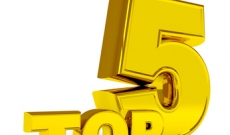 top five in gold