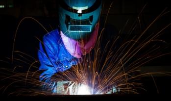 Welder manufacturing industry