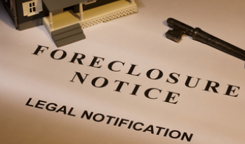 Elderly Woman Faces Second Mortgage Loan Foreclosure