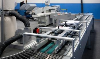 Manufacturing job